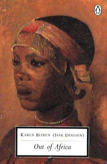Safari Tapete Out Of Africa : Karen Blixen